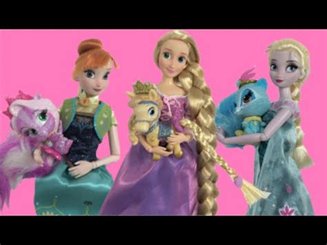 elsa film in english disney princesses toys english mini movies compilation 1