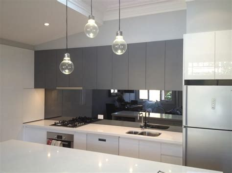 mirror in kitchen 60 cozinhas espelhos decoradas fotos lindas