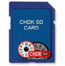 make an sd card bootable eoscard chdk wiki