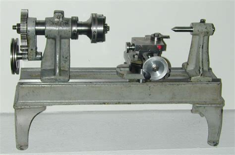 Lathe Table Untitled Antique Woodworking Machines
