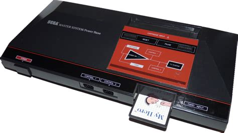 The Of Mastering Systems by The History Of Sega Consoles Gamesgrabr