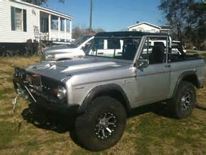 69 Ford Bronco 69 Ford Bronco Trucks Other For Sale In Louisiana