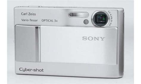 Kamera Sony Dsc T10 Colorfoto De Sony Cybershot Dsc T10 Pc Magazin