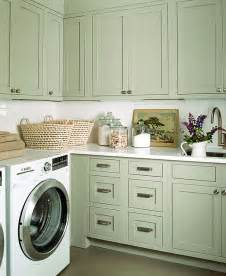 Painting Laundry Room Cabinets Laundry Room Painted Cabinets House