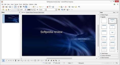 themes presentation libreoffice libreoffice impress review