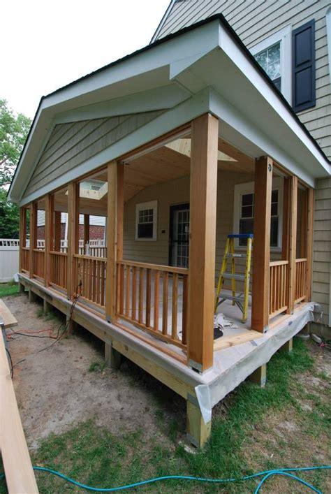 cedar deck construction  moorestown general