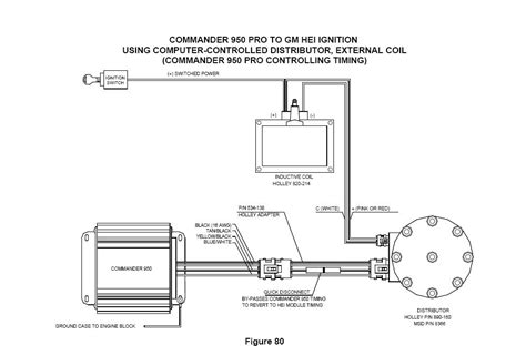 chevy hei ignition wiring wiring diagram