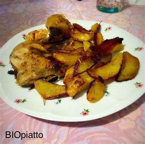 come si cucina il pollo al forno pollo al forno con patate il pollo buono come in rosticceria