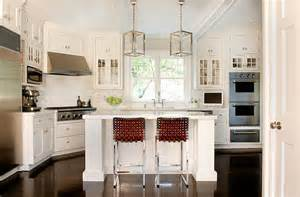 Microwave Over Cooktop Corner Stove Contemporary Kitchen Laura Tutun Interiors