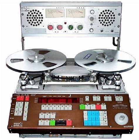 T Audio Nagra by Allegrosound Nagra T Audio Recorder Reproducer