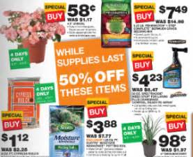 home depot sales ad current home depot coupon home depot on flyer april 3