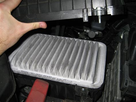 2011 Toyota Camry Filter Location Toyota Camry Air Filter Change Toyota Free Engine Image