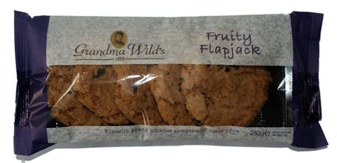 m s fruity flapjack cookies biscuits