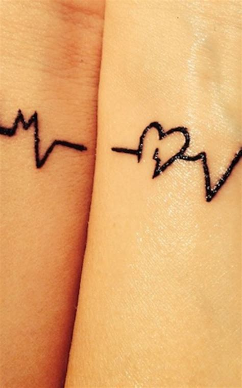 best friend heart tattoos 101 best friend tattoos ink done right medium