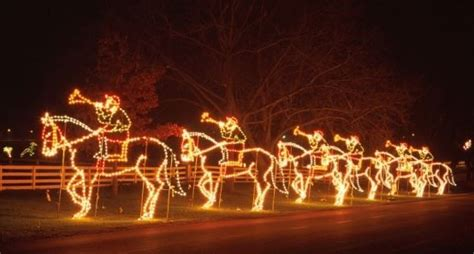 kentucky horse park christmas lights 74 best equestrian holidays images on pinterest horses