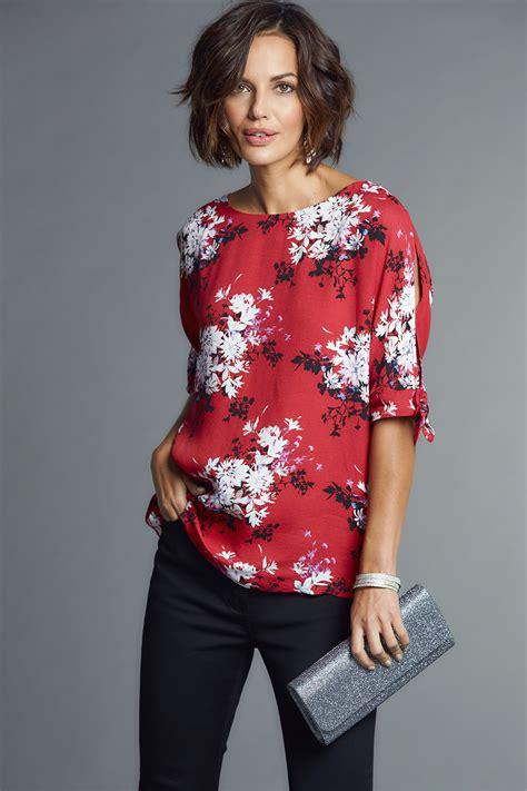 Shoulder Floral Print Top floral print cold shoulder top