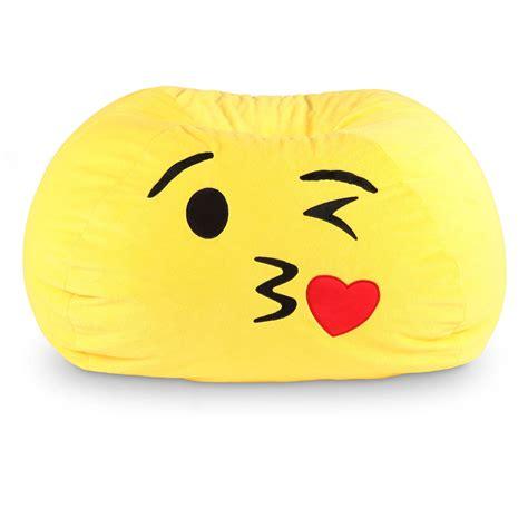 sofa emoji emoji emoticon bean bag soft chair comfortable sofa seat