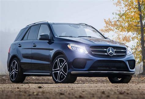 2018 mercedes gle suv price cars informations