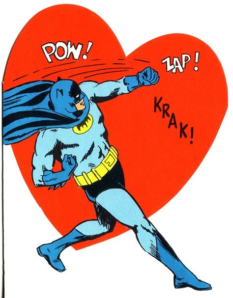 superheroes valentines day batman and marvel s cards from the 70 s ufunk net