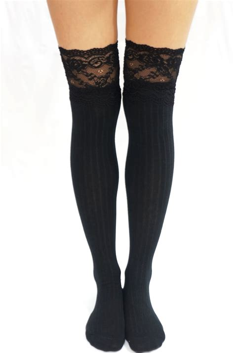 Project High Black thigh high pics best