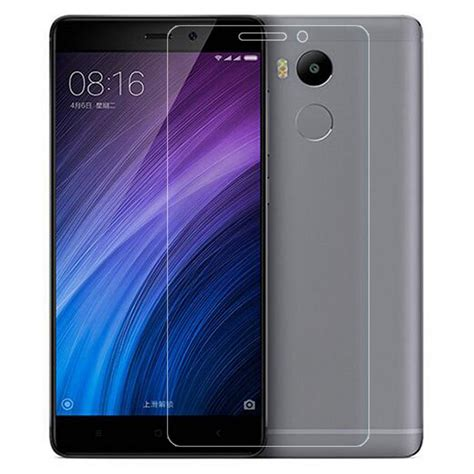 Tempered Glass Redmi 4a 0 3mm 2 5d tempered glass screen protector for xiaomi