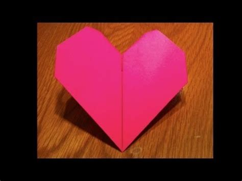 How To Make A Paper Beating - how to make a paper beating 28 images origami beating