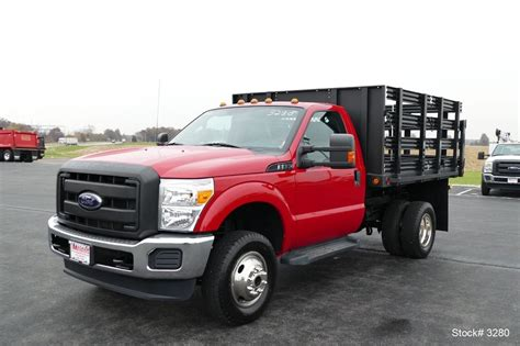 Used Ford F350 by Ford F350 Dump Trucks For Sale 278 Used Trucks From 2 969