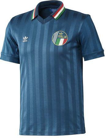 Jersey Italy Original italy 2014 adidas originals retro shirt sport shirts