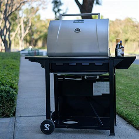 Best Patio Gas Grill by Space Premium Quality Patio Stainless Steel Barbecue