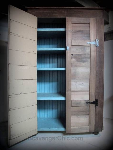6 foot tall cabinet learn how to build this 6 1 2 ft rustic country cupboard