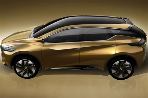 new nissan concept 2013 nissan resonance concept revealed autoevolution