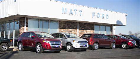 kansas city volkswagen dealers matt ford sales new used ford dealer in independence