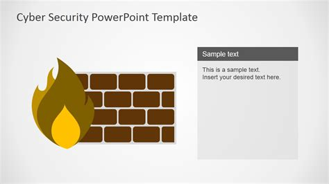 Cyber Security Powerpoint Template Slidemodel Cyber Security Powerpoint Templates Free