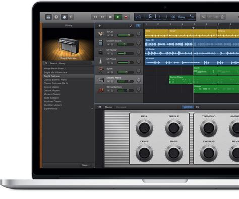 Garageband On Pro Apple Education Special Education Os X