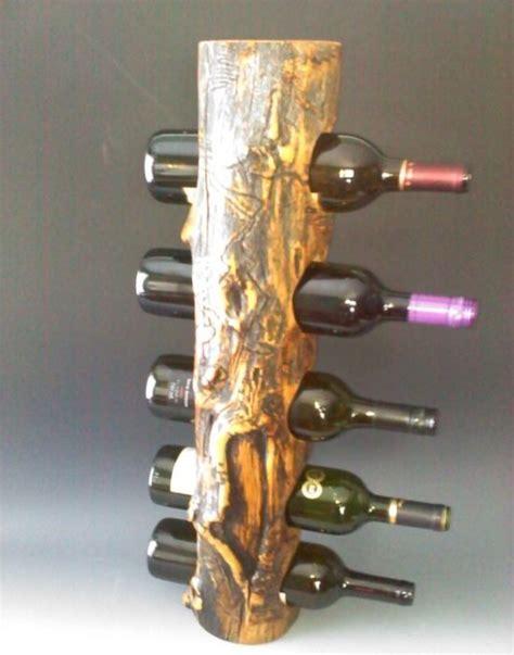 Tree Wine Rack by Tree Stump Wine Rack For Steve To Make