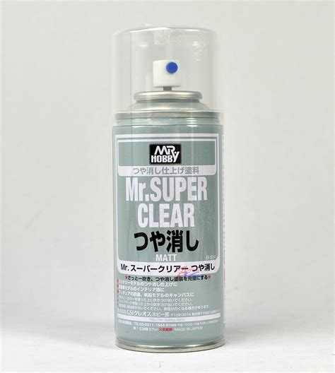 Premium Top Coat Flat Mr Hobby mr hobby acrylic spray 170ml clear flat matt b514 ebay