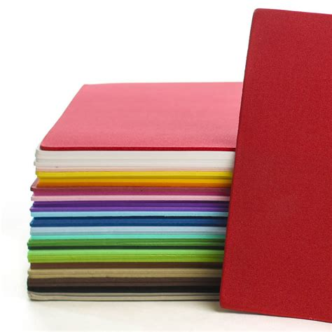 Foam Paper Craft - assorted craft foam sheets foamies craft foam basic
