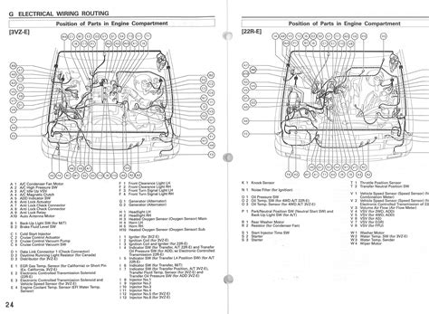 89 toyota 22re efi diagram 89 toyota transmission