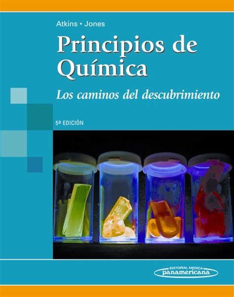 libro los descubrimientos de l y l editorial nirvana principios de qu 237 mica los caminos del descubrimiento