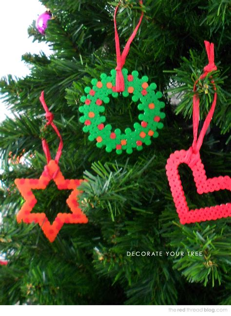 make it 5 decoration ideas using hama perler beads