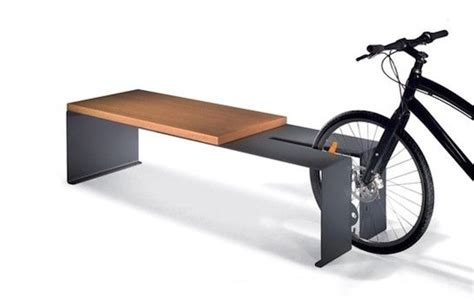 bench bike bikes benches and trends on pinterest
