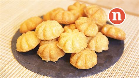 buat kue bolu kukus gula merah malaysian madeleines kuih bahulu bahulu cermai