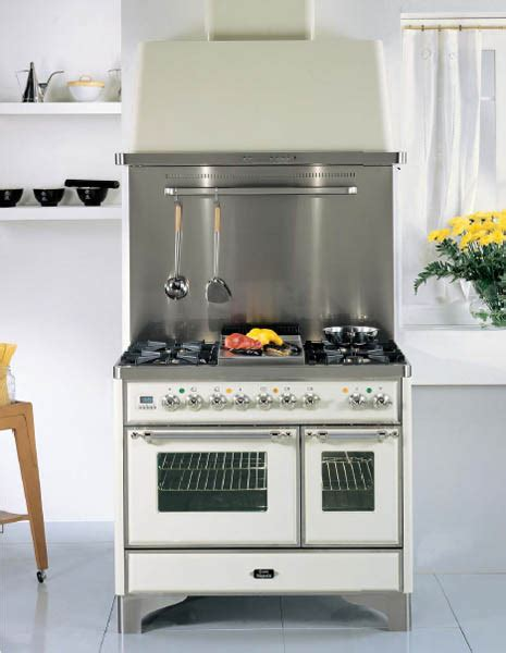 Designed Kitchen Appliances Retro Kitchen Design Vintage Stoves For Modern Kitchens In Retro Styles