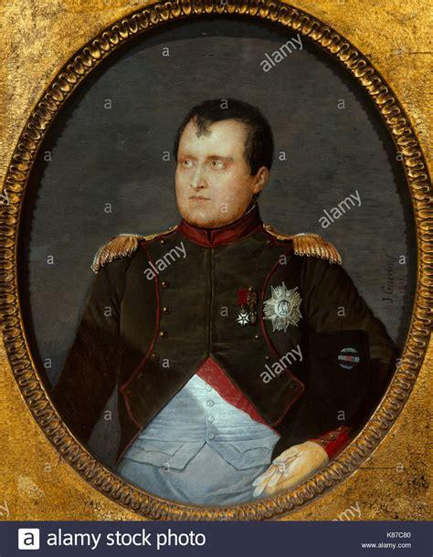 jacques françois simon portrait of napoleon bonaparte stock photos portrait of