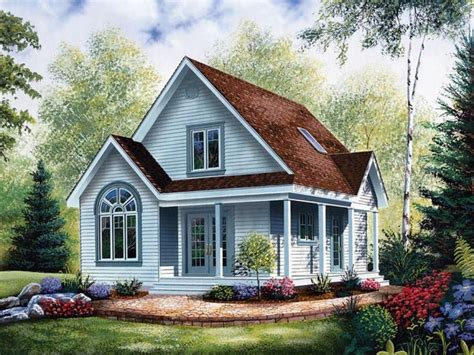 Cottage Style House Plans With Porches | fairy tale cottage house plans cottage style house plans
