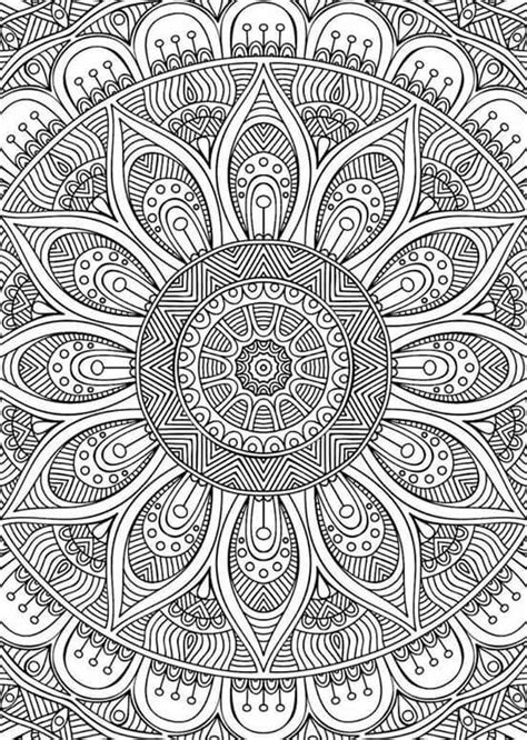 best mandala coloring books for adults 17 best ideas about mandala coloring pages on