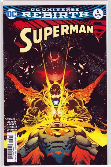 Superman Vol 3 Multiplicity Rebirth Tp Tomasi Comic Komik Dc Book 17 best images about superman comics on dc comics of steel and silver banshee