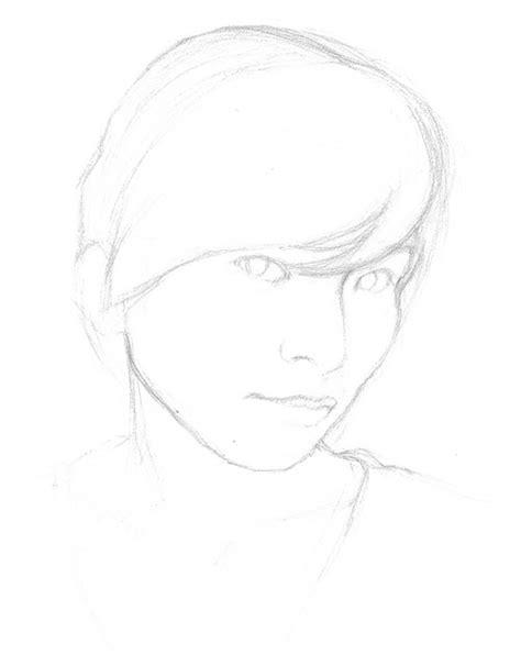 ichtech liomessi lefty writer inspiration menggambar sketsa wajah dengan pensil