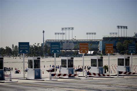 dodger stadium  increase parking prices  kpcc