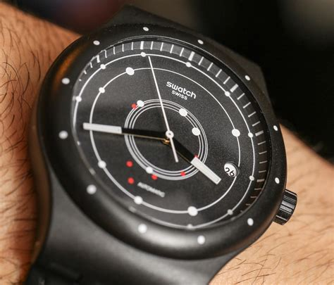 Jam Tangan Swatch Automatic swatch sistem 51 review buy a 150 swiss automatic